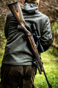The WoodGrain Gentleman - Best of Wallpapers for Andriod and ios Hog Hunting, Hunting Girls, Hunting Art, Weapons Guns, Guns And Ammo, Rifle Stock, Bolt Action Rifle, Man Up, Cool Guns