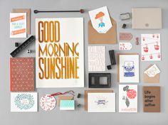 Letterpress Papeterie von Designed, handprinted & manufactured in Vienna. Happy Coffee, Letterpress, Gallery Wall, Graphic Design, Paper, Birthday, Frame, Vienna, Home Decor