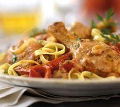 Chicken and Mushrooms Recipe   Food Recipes - Yahoo! Shine