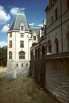 Biltmore back of house