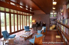 Rosenbaum Home - The Only Frank Lloyd Wright House in Alabama