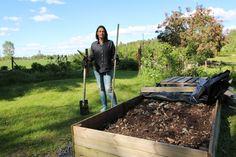 Gör en jordfabrik utomhus | Bokashi.se