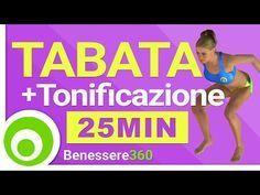 Allenamento a Circuito: Esercizi di Cario TABATA + Tonificazione per Dimagrire e Tonificare