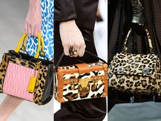 Autumn 2015 Accessories Trend Report: The AW15 Bag, Shoe And Jewellery Trends | Marie Claire