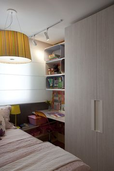 Apartamento compacto e colorido - Projeto da arquiteta Juliana Pippi - (Foto: Marquinhos / divulgação)