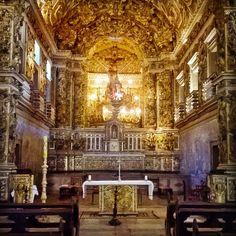 Igreja São Francisco de Assis, Salvador - Bahia
