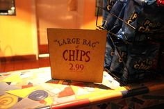 """The """"Blog"""" of """"Unnecessary"""" Quotation Marks: """"Large bag"""" of chips is still medium sized at best"""