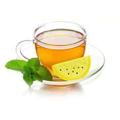 Here's a generous lemon wedge that will actually brew your tea. Tuck your tea leaves inside and let the slice steep! Lemon Tea is made from food-safe virgin silicone and packaged in a peggable colorfu