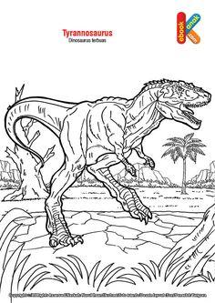 Tyrannosaurus Dinosaurus Paling Buas