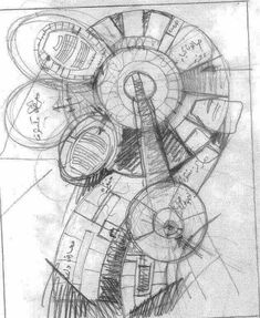 Mixed used plans Architecture Site Plan, Architecture Concept Drawings, Landscape Architecture Drawing, Paper Architecture, Cultural Architecture, Planetarium Architecture, Hospital Design, Plan Drawing, How To Plan