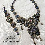 Магазин мастера Дарья Белавенцева: броши, колье, бусы, кулоны, подвески, браслеты, комплекты украшений