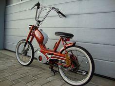 Sachs 503 Gtx bobber orange metallic
