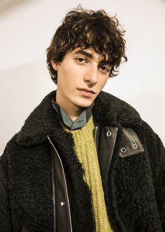 "christos:  ""Oscar Kindelan by Sara Cimino – Backstage at Hermès A/W 2018  """