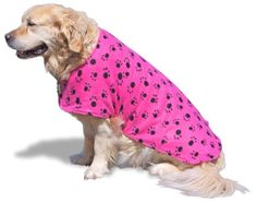 SeaDog Pro Dog Drying Towel Jacket. Microfiber lining absorbs water. Fleece outer keeps your pet warm. Super Fast Drying! Best coat for after bath, swim, wet walks or beach trips. Comfy Secure Fit