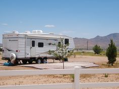 Rusty's RV Ranch- Rodeo, NM- Passport America Campgrounds