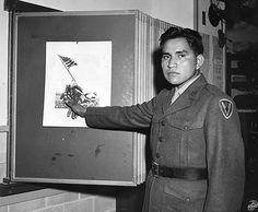 The Ballad of Ira Hayes - Marine Private Ira Hayes and the 'Iwo Jima Six'