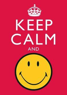 calma e sorridi