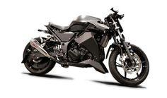 31BLK-II for the Ninja 250