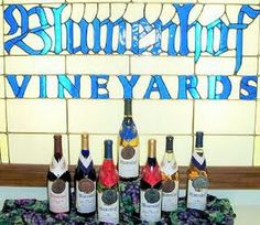 One of the many wineries we miss in Missouri...drinking their Vignol as I type!
