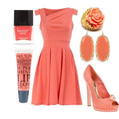 Spring/ Summer Wedding Attire, created by lashonda-russell on Polyvore