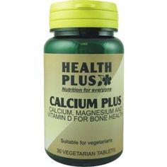 Health Plus - Calcium Plus 30VTabs