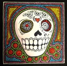 Day of the Dead - Lita Vida