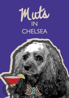 Muts In Chelsea- Binky