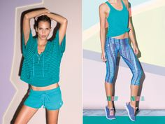 Pattern Play | Koral Activewear's Fashionable Workout Clothes | Everywhere