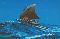 Amatasi - Canoe used for fishing and inter-island travel