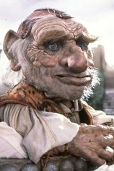 """Brian Henson, Jim Henson's son, voiced the role of Hoggle. 