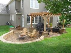 This would be perfect for our backyard. Top pick for backyard makeover!