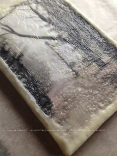 Encaustic photography is a gorgeous tactile medium that lends a luminous texture, depth, and lustre to images.