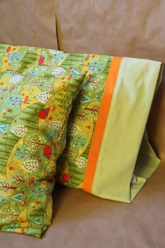 CUSTOM LISTING for Sarah Set of 2 Standard by palindromedrygoods