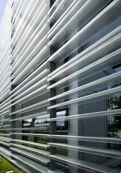 Living Divani Headquarters, Anzano del Parco, Italy designed by Piero Lissoni