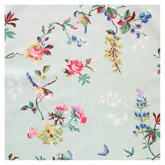 Birds & Roses Cotton Duck | Everything but Gift Cards | CathKidston