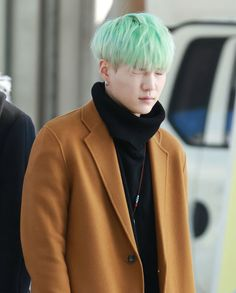 """【go for it】 im soooo into drama called moorim school~ . .. ... #bts #suga #yoongi #슈가 #윤기 #귀여워 #귀엽다 #이쁘다 #예뻐 #방탄 #jin #rapmon #v #taehyung #btsV #jhope…"""