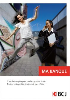 BCJ - Campagne institutionnelle 2010-2014