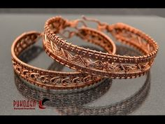 Suspension of copper wire technique Wire Wrapping | Crafts