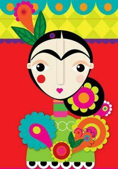 Poster Frida do Studio Maybucar