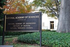 National Academy of Sciences: nonprofit organization that provides nonpartisan, fact-based advice to inform science policy in the United States