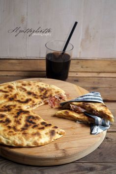 Veggie Recipes, Appetizer Recipes, Cooking Recipes, Pizzeria Menu, Focaccia Pizza, Panini Sandwiches, Salty Foods, Galette, Keep Fit