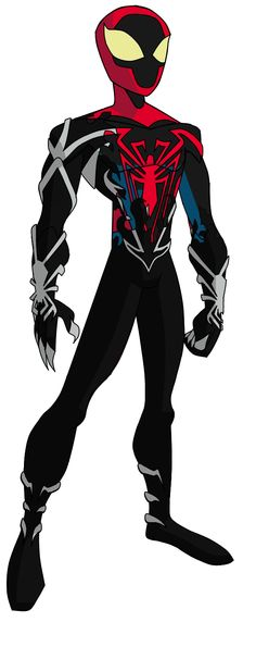 The Spectacular Spider-Man Unlimited Symbiotegif by ValrahMortem.deviantart.com on @DeviantArt
