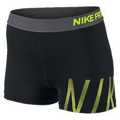 Nike Pro Shorts Girls, Nike Spandex Shorts, Gym Shorts Womens, Compression Shorts, Cute Lazy Outfits, Sporty Outfits, Nike Outfits, Cool Outfits, Nike Pros