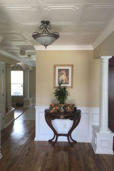 "Decorative Ceiling Tiles, Inc. Store - The Virginian - Styrofoam Ceiling Tile - 20""x20"" -"