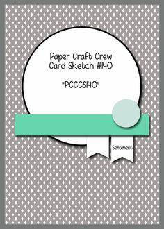 PCCCS #140: Card Sketch