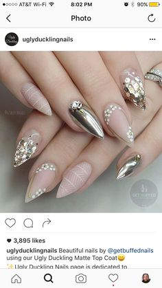 Minus the flower nails