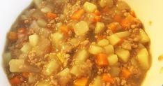簡単♪離乳食後期〜優しい肉じゃが by aki926♡ 【クックパッド】 簡単おいしいみんなのレシピが294万品 Baby Food Recipes, Cooking Recipes, Chana Masala, Chili, Food And Drink, Soup, Meals, Ethnic Recipes, Kids