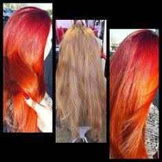 ❤️ I love my new hair ❤️