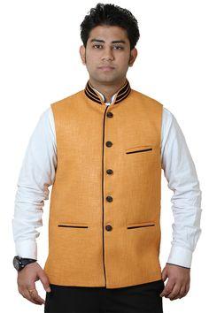 Buy GETABHI Orange Cotton Modi Jacket For Men Online in India. Buy Exclusive Modi Jacket at GetAbhi.com. ✓ Lowest Price ✓ Cash on Delivery ✓ Free Shipping ✓ Online Payment. Modi Jacket, Men Online, Jackets Online, Delivery, India, Free Shipping, Orange, Cotton, Stuff To Buy