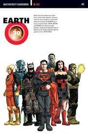 Resultado de imagen para MULTIVERSOS DC COMICS
